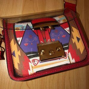 Small shoulder cross bag